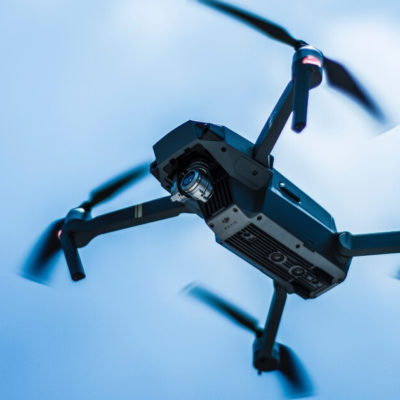 Drones for Roof Inspections Maui